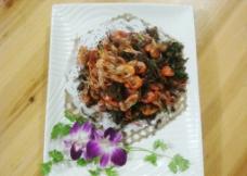 虾仁 美食图片