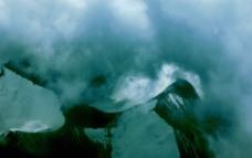 神奇冰山图片