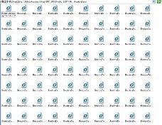 70 Neutraface系列字体