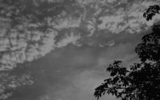 云的层次图片