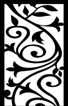 移动门木雕花纹图片