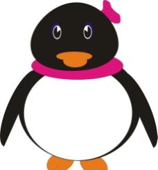 QQ企鹅妹图片