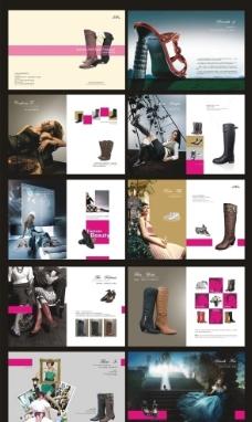 鞋子画册图片