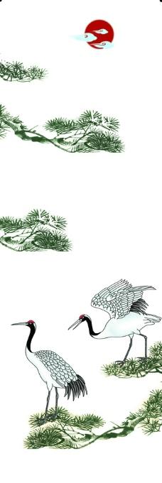 鹤啸九天图片