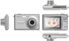 casio数码相机图片