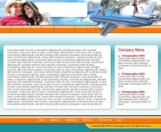 网页设计(欧美)图片