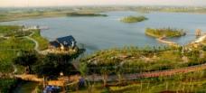 太仓金仓湖图片