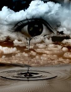 沙漠之泪图片