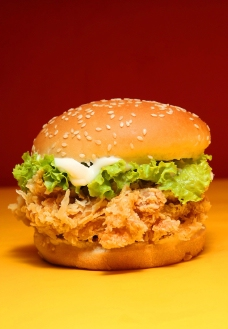 漢堡高清圖片