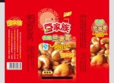 蚕豆包装图片