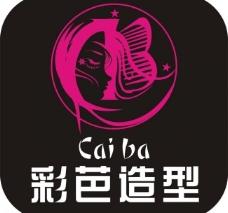美发造型logo(矢量)图片