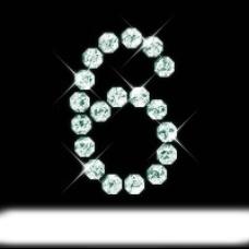宝石字母6