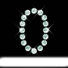 打宝石字母0