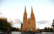 悉尼教堂图片