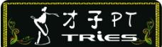 才子PT标志图片