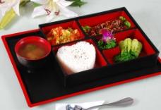 烤鳗鱼饭图片