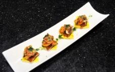 鳗鱼沙拉图片