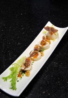 海鲜沙拉图片