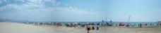 海边沙滩景色图片