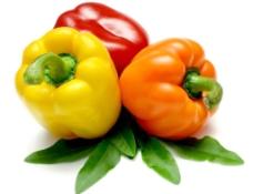 蔬菜柿子椒图片