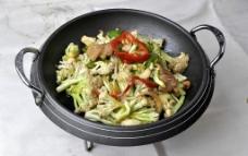 干锅花菜图片