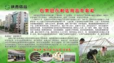 石泉县信用联社简介展板图片