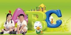儿童ABC素材图片