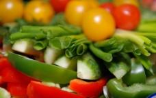 西红柿 辣椒图片