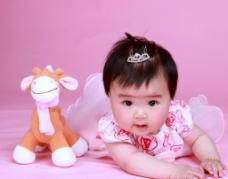 小女孩图片可爱