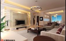 家居客厅图片
