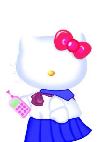 凯蒂猫图片