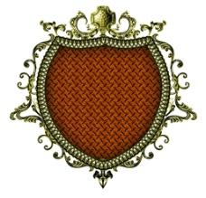 金属边框小品图片