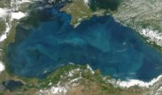 美丽的地球航拍图片