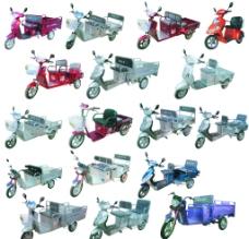康尔斯电动三轮车全集图片