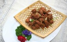 香辣口水牛肉图片