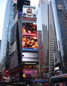 纽约 时代广场图片