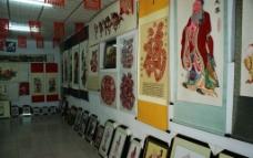 蔚县的剪纸艺术图片