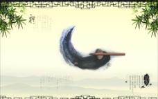 古典水墨文化图片