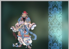 精美中国传统元素