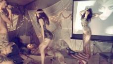 服装女模特图片
