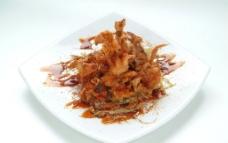 美味日式软壳蟹图片