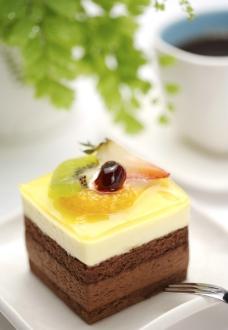 啫喱蛋糕图片