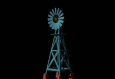 精品风车模型图片