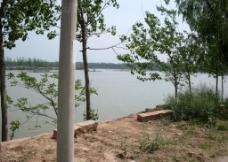 夏邑县城湖图片