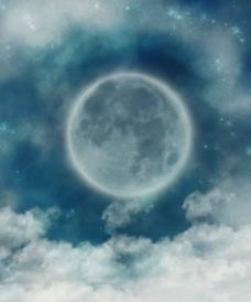 梦幻天空 星球 云彩图片