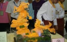 食品雕刻图片