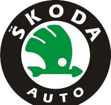 汽车标志 斯柯达汽车标志图片