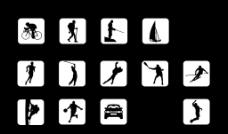 体育矢量图片