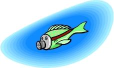 海洋动物0960