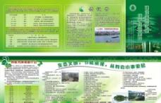 建设生态文明保护绿色家园展板图片